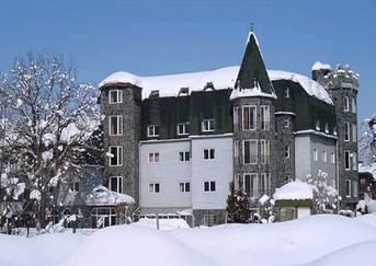 Chateau Bansko - exterior