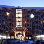 Flora Apartments, Borovets, Bulgaria - exterior night 2