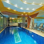 Grand Montana, Bansko, Bulgaria - pool