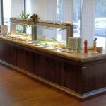 lion Hotel, borovets, Bulgaria - buffet