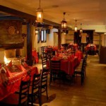 lion Hotel, borovets, Bulgaria - dining