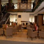 lion Hotel, borovets, Bulgaria - waiting area