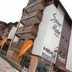 MPM Hotel Sport Bansko, Bulgaria - exterior
