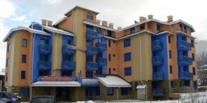 Polaris Inn, Bansko, Bulgaria - exterior