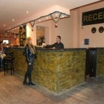 Polaris Inn, Bansko, Bulgaria - reception