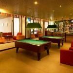 samokov Hotel, Borovets, Bulgaria - games roomm
