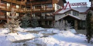 Hotel Alexander, Bansko, Bulgaria - exterior