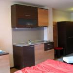 Hotel Alexander, Bansko, Bulgaria - kitchenette