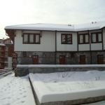 library hotel - west view, borovets bulgaria