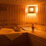 Donchev Hotel, Bansko, Bulgaria - sauna