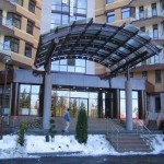 Flora Apartments, Borovets, Bulgaria - entrance