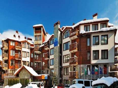Grand Montana, Bansko, Bulgaria - exterior