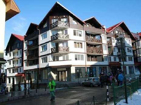 Iglika Apartments, Borovets, Bulgaria - exterior