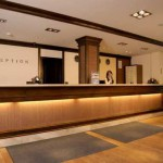lion Hotel, borovets, Bulgaria - reception