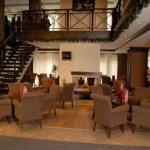 lion Hotel, borovets, Bulgaria - waiting area