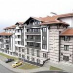 lion Hotel, Bansko, Bulgaria - exterior