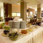 Murite Club Hotel, Bansko, Bulgaria - buffet