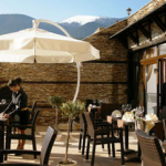 Premier luxury, Bansko, Bulgaria - courtyard