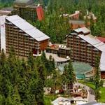 Rila Hotel, Borovets, Bulgaria - top