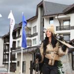 Aspen, Bansko, Bulgaria - skis