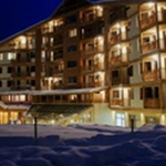 Iceberg Hotel, Borovets, Bulgaria - night